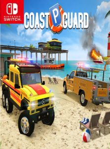 Coast Guard: Beach Rescue Team (NSP) [Switch] [MF-MG-GD]