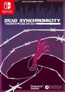 Dead Synchronicity: Tomorrow Comes Today (NSP) [Switch] [MF-MG-GD]