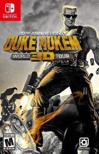 Duke Nukem 3D: 20th Anniversary World Tour (NSP) [UPDATE] [Switch] [MF-MG-GD]