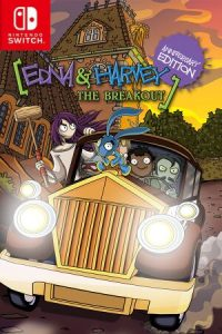Edna & Harvey: The Breakout – Anniversary Edition (NSP) [Switch] [MF-MG-GD]