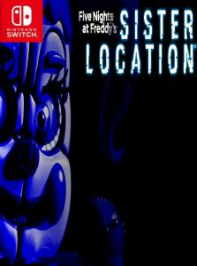 Five Nights at Freddy's: Sister Location (NSP) [Switch] [MF-MG-GD]
