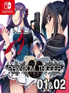 GRISAIA PHANTOM TRIGGER 01 & 02 (NSP) [Switch] [MF-MG-GD]