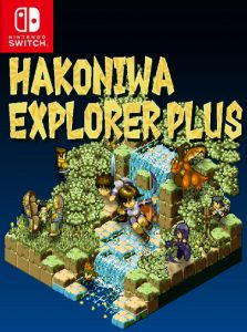 Hakoniwa Explorer Plus (NSP) [Switch] [MF-MG-GD]