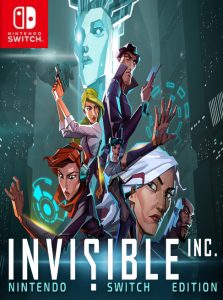 Invisible, Inc. Nintendo Switch Edition (NSP) [Switch] [MF-MG-GD]