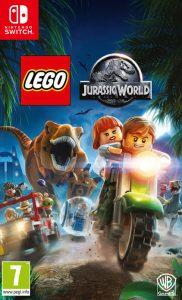 LEGO Jurassic World (NSP) [UPDATE] [Switch] [MF-MG-GD]