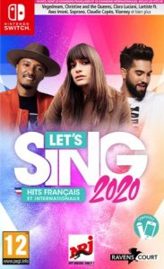 Let's Sing 2020 (NSP) [UPDATE] [DLCs] [Switch] [MF-MG-GD]