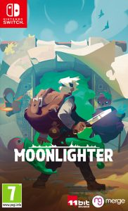 Moonlighter (NSP) [UPDATE] [DLC] [Switch] [MF-MG-GD]