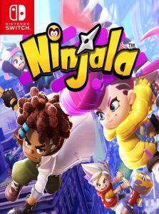 Ninjala (NSP) [UPDATE] [DLC] [Switch] [MF-MG-GD]