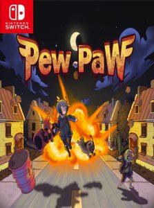 Pew Paw (NSP) [Switch] [MF-MG-GD]