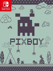 Pixboy (NSP) [Switch] [MF-MG-GD]