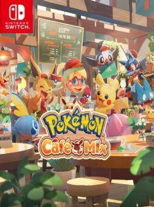Pokémon Café Mix (NSP) [UPDATE] [Switch] [MF-MG-GD]