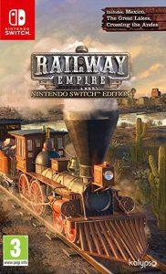 Railway Empire – Nintendo Switch Edition (NSP) [DLCs] [Switch] [MF-MG-GD]