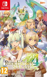 Rune Factory 4 Special (NSP) [UPDATE] [Switch] [MF-MG-GD]