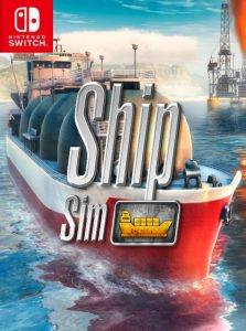 Ship Sim 2020 (NSP) [Switch] [MF-MG-GD]