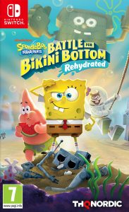 SpongeBob SquarePants: Battle for Bikini Bottom – Rehydrated (NSP) [UPDATE] [Switch] [MF-MG-GD]