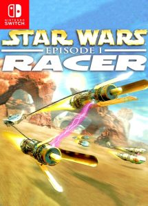 STAR WARS Episode I Racer (NSP) [Switch] [MF-MG-GD]