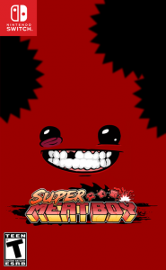 Super Meat Boy (NSP) [UPDATE] [Switch] [MF-MG-GD]