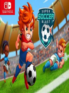 Super Soccer Blast (NSP) [UPDATE] [Switch] [MF-MG-GD]