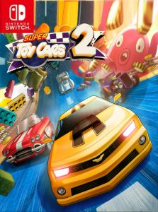 Super Toy Cars 2 (NSP) [Switch] [MF-MG-GD]