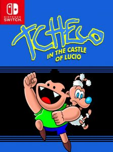 Tcheco in the Castle of Lucio (NSP) [Switch] [MF-MG-GD]