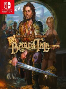 The Bard's Tale ARPG: Remastered and Resnarkled (NSP) [Switch] [MF-MG-GD]