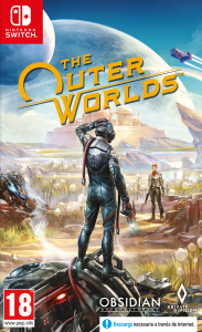 The Outer Worlds NSP UPDATE DLC SWITCH