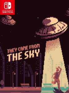 They Came From the Sky (NSP) [Switch] [MF-MG-GD]