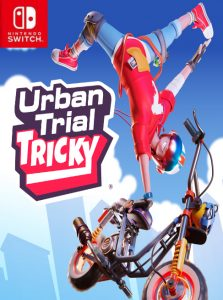 Urban Trial Tricky (NSP) [Switch] [MF-MG-GD]