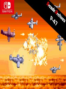 Arcade Archives P-47 (NSP) [Switch] [MF-MG-GD]