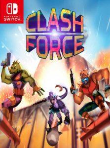 Clash Force (NSP) [Switch] [MF-MG-GD]