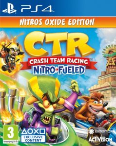 Crash Team Racing Nitro-Fueled – Edición Nitros Oxide [PKG] [UPDATE] [FIX] [PS4] [EUR] [MF-MG-GD]