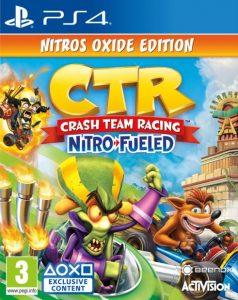 Crash Team Racing Nitro-Fueled – Edición Nitros Oxide [PKG] [UPDATE] [FIX] [PS4] [EUR] [MF-MG-GD]