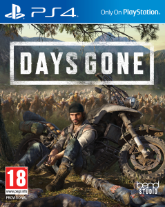 Days Gone [PKG] [UPDATE] [DLCs] [FIX] [US] [EUR] [PS4] [MF-MG-1F]