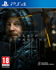 DEATH STRANDING [PKG] [UPDATE] [FIX] [PS4] [EUR] [MF-MG-GD]