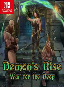 Demon's Rise – War for the Deep (NSP) [Switch] [MF-MG-GD]