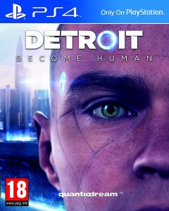 Detroit: Become Human [PKG] [UPDATE] [US] [EUR] [PS4] [MF-MG-1F]