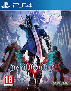 Devil May Cry 5 [PKG] [UPDATE] [PS4] [EUR] [MF-MG-GD]