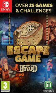 Escape Game Fort Boyard (NSP) [UPDATE] [Switch] [MF-MG-GD]