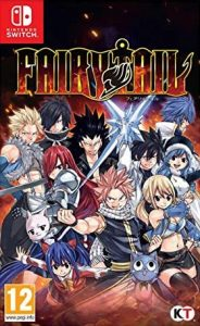 FAIRY TAIL (NSP) [UPDATE] [DLCs] [Switch] [MF-MG-GD]