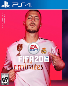 FIFA 20 [PKG] [UPDATE] [FIX] [PS4] [EUR] [MF-MG-1F]