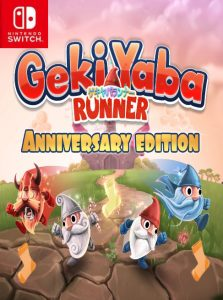 Geki Yaba Runner Anniversary Edition (NSP) [Switch] [MF-MG-GD]