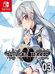 GRISAIA PHANTOM TRIGGER 03 (NSP) [Switch] [MF-MG-GD]