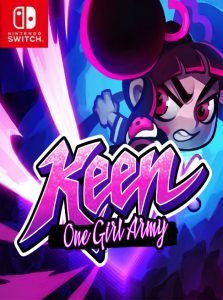 Keen: One Girl Army (NSP) [Switch] [MF-MG-GD]