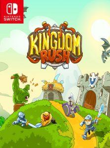 Kingdom Rush (NSP) [Switch] [MF-MG-GD]