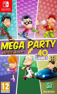 MEGA PARTY – a tootuff adventure (NSP) [Switch] [MF-MG-GD]