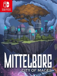 Mittelborg: City of Mages (NSP) [Switch] [MF-MG-GD]