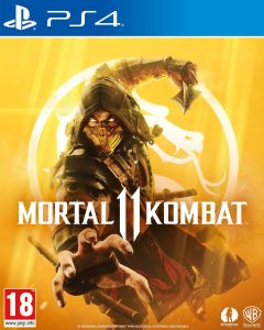 Mortal Kombat 11 [PKG] [FIX] [PS4] [EUR] [MF-MG-GD]