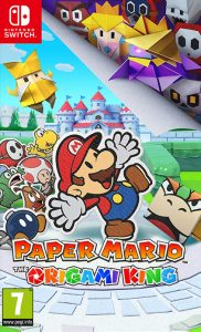 Paper Mario: The Origami King (NSP) (XCI) [Switch] [MF-MG-GD]