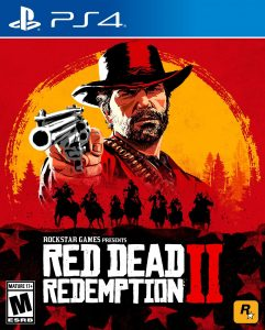 Red Dead Redemption 2 [PKG] [UPDATE] [FIX] [Pre-Order Bonuses] [PS4] [EUR] [MF-MG-1F]