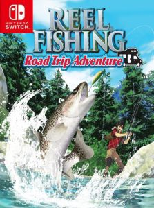 Reel Fishing: Road Trip Adventure (NSP) [Switch] [MF-MG-GD]